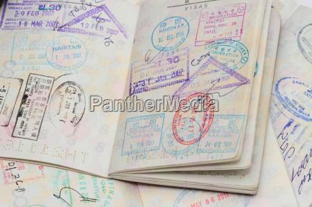 foreign country japan passport japanese passport